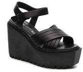 Opening Ceremony Final Sale Romee Leather Wedge Sandal