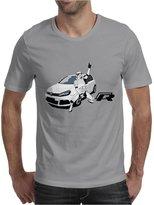 TopLAD Golf R Mens T-Shirt /
