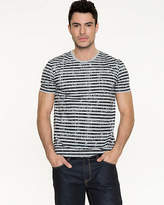 Le Château Stripe Cotton T-shirt