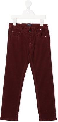 Il Gufo Corduroy Buttoned Trousers