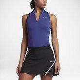 Nike Zonal Cooling Dri-FIT Knit Racerback Women's Golf Polo