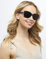 Monsoon Rachel Rectangle Sunglasses
