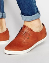 Fred Perry Byron Leather Sneakers