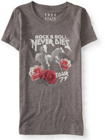 Free State Rock And Roll Graphic T