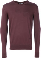 Dolce & Gabbana crew neck sweater - men - Virgin Wool - 46