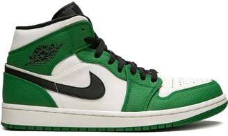 Jordan Air 1 MID SE pine green