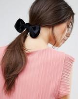 Asos Velvet Bow Hair Tie