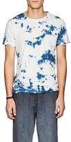 NSF Men's Tie-Dyed Cotton T-Shirt