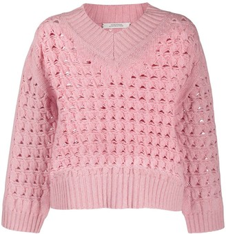 Dorothee Schumacher Chunky Knit Jumper