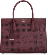 Kate Spade Cameron Street Perforated Candace Small Satchel