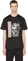 Versace Black Medusa Logo T-shirt