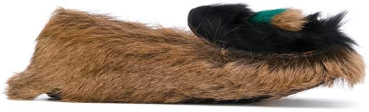 Prada tassel detail loafers
