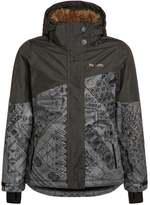 Brunotti JARINEALA Snowboard jacket smoke