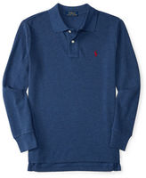 Ralph Lauren Boys 8-20 Long-Sleeved Polo