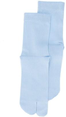 Maison Margiela Tabi split toe socks