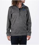 ADIDAS TEAM Men's adidas UCLA Bruins College Climawarm Team Issue Quarter-Zip Pullover