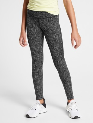 Athleta Girl Chit Chat Textured Tight