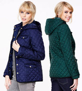 South Hooded Quilted Jacket