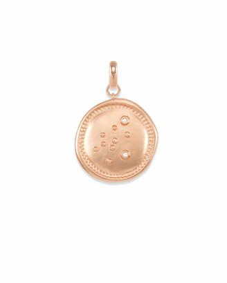 Kendra Scott Aquarius Large Coin Charm