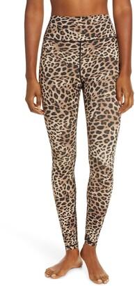 Spiritual Gangster Spritual Gangster Perfect Cheetah Print Leggings