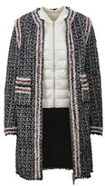 Moncler Women's Multicolor Wool Coat.