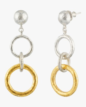 Gurhan Hoopla Double Drop Earrings
