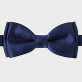 Paul Smith Men's Navy Silk Bow Tie