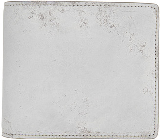 Maison Margiela Grey Crust Wallet
