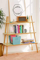 Urban Outfitters Agatha Tiered Wooden Bookshelf
