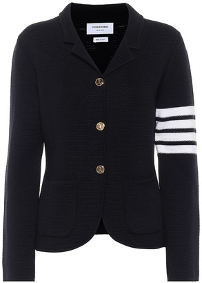 Thom Browne Merino wool blazer