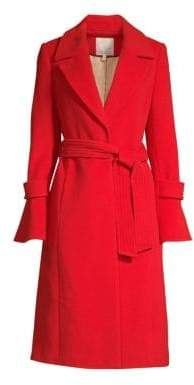 Joie Hersilia Wool Coat