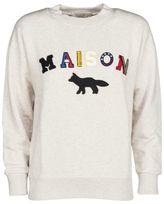 Kitsune Maison Maison Fox Sweatshirt