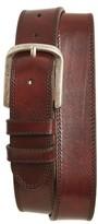 Magnanni Men's Guodi Leather Belt