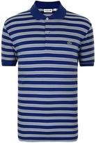 Lacoste Striped Polo Shirt