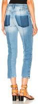 Etoile Isabel Marant Clancy Jeans in Blue.