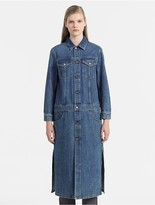 Calvin Klein Jeans Long Denim Coat