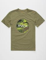 RVCA Stash Motors Boys T-Shirt