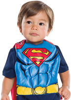 Rubie's Costume Co Superman Bib Dress-Up Outfit - Infant