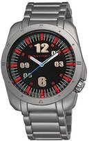 Vernier Women's VNR11076RD Sports Look Bracelet Quartz Watch