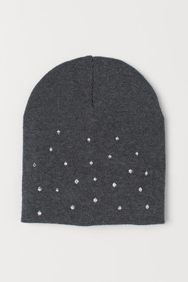 H&M Hat with sparkly stones