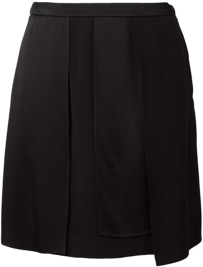 Christopher Kane layered mini skirt