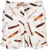 MC2 Saint Barth Gustavia Cigars Swim Shorts