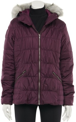Columbia Women's Sparks Lake Omni-Heat Hooded Jacket