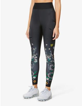 ULTRACOR Eden stretch-woven leggings