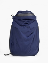 Cote & Ciel Navy Memory-tech Nile Backpack