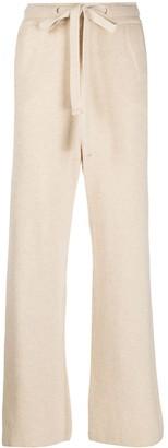 Nanushka Tie-Waist Trousers
