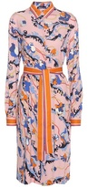 Emilio Pucci Printed shirt dress
