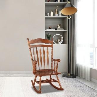 Astoria Grand Agir Rocking Chair