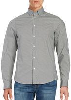 Ben Sherman Micro-Geo Cotton Shirt