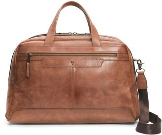 Frye Men's Holden Burnished Leather Duffel Bag